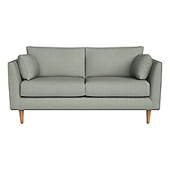 RJR.John Rocha - Small 2 seater textured weave 'Ravello' sofa