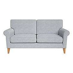 Debenhams - 2 seater brushed cotton 'Arlo' sofa