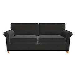 Debenhams - Chenille 'Arlo' sofa bed