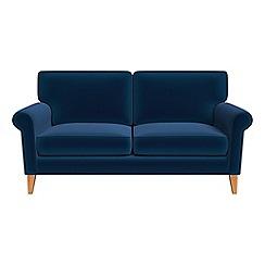 Debenhams - 2 seater velvet 'Arlo' sofa