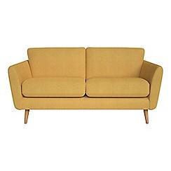 Debenhams - 2 seater tweedy weave 'Isabella' sofa