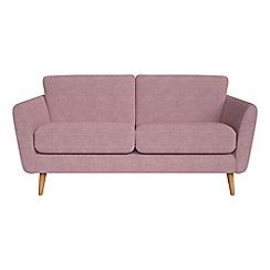 Debenhams - 2 seater brushed cotton 'Isabella' sofa