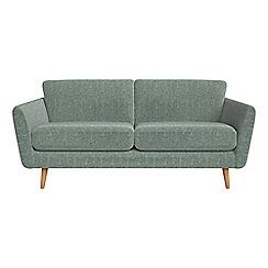 Debenhams - 3 seater chenille 'Isabella' sofa