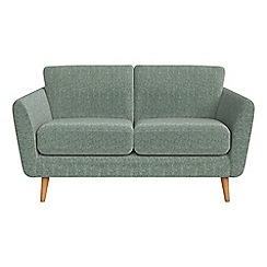 Debenhams - Small 2 seater chenille 'Isabella' sofa