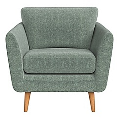 Debenhams - Chenille 'Isabella' armchair