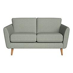 Debenhams - Small 2 seater textured weave 'Isabella' sofa
