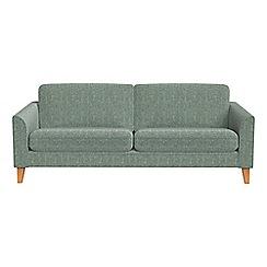 Debenhams - 4 seater chenille 'Carnaby' sofa