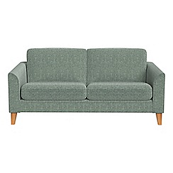 Debenhams - 2 seater chenille 'Carnaby' sofa
