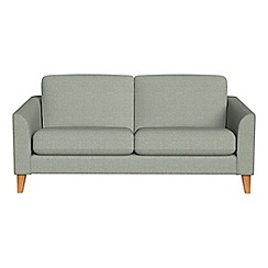Debenhams - 2 seater textured fabric 'Carnaby' sofa