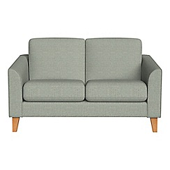 Debenhams - Compact textured fabric 'Carnaby' sofa