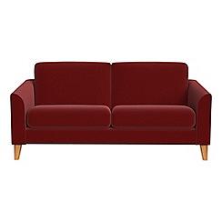 Debenhams - 2 seater velvet 'Carnaby' sofa