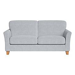 Debenhams - 2 seater brushed cotton 'Broadway' sofa