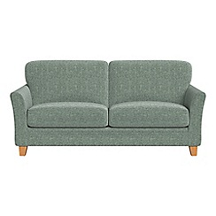 Debenhams - 3 seater chenille 'Broadway' sofa