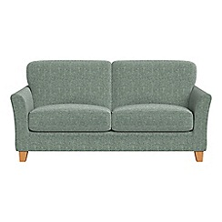 Debenhams - 2 seater chenille 'Broadway' sofa