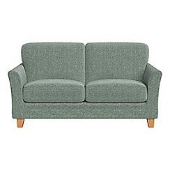 Debenhams - Small 2 seater chenille 'Broadway' sofa