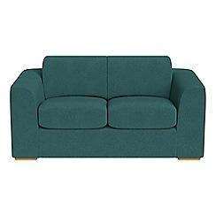 Debenhams - 2 seater velour 'Jackson' sofa