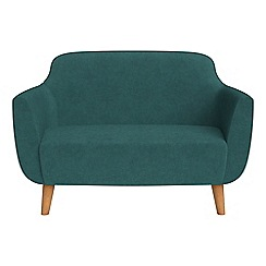 Ben de Lisi Home - Compact velour 'Marco' sofa