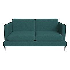 J by Jasper Conran - Small 2 seater velour 'Ellsworth' sofa