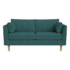 RJR.John Rocha - Small 2 seater velour 'Ravello' sofa