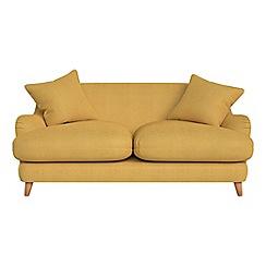 Debenhams - 2 seater tweedy weave 'Archie' sofa