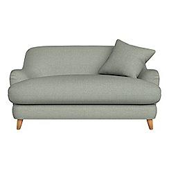 Debenhams - Compact textured weave 'Archie' sofa