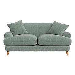Debenhams - 2 seater chenille 'Archie' sofa