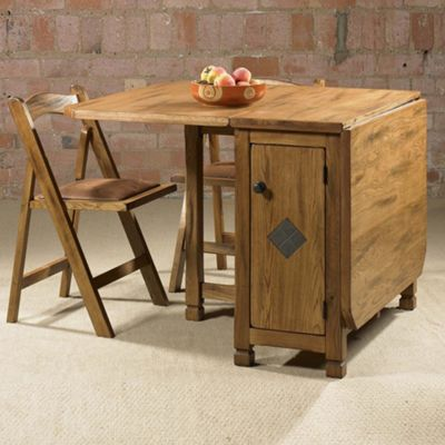 Debenhams Distressed Oak Bologna Drop Leaf Dining Table Review Compare Prices Buy Online