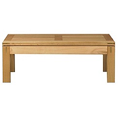 Debenhams - Oak 'Kent' coffee table