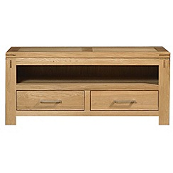 Debenhams - Oak 'Kent' TV unit