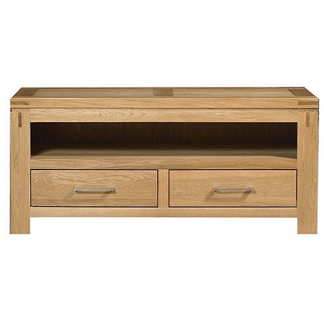 Debenhams - Oak +Kent+ TV unit