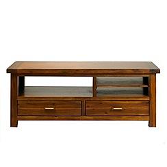 Debenhams - Acacia 'Elba' TV unit