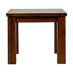 Debenhams - Acacia 'Elba' flip-top table