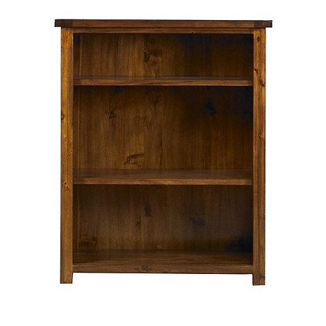 Debenhams - Acacia +Elba+ small bookcase