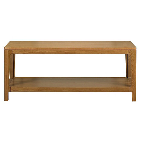 Debenhams - Oak +Nord+ coffee table