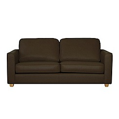 Debenhams - Leather 'Dante' sofa bed
