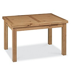 Debenhams - Oak 'Provence' medium extending table