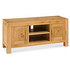 Debenhams - Oak 'Lyon' TV large unit