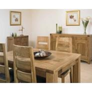 Monaco small dining table and chairs set