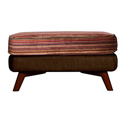 Debenhams - 'Kandinsky' footstool