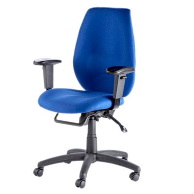 Alphason Blue Trinity multi functional office chair
