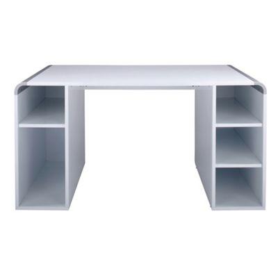 Alphason White ´Reflection´ desk - . -