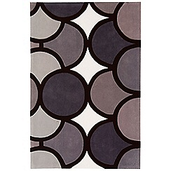 Debenhams - Multi-coloured 'Harlequin Bubble' rug
