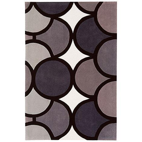 Debenhams - Multi-coloured +Harlequin Bubble+ rug
