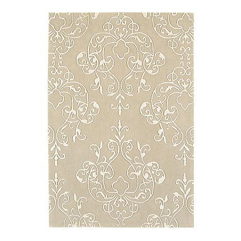 Debenhams - Fawn +Harlequin Milano+ rug