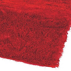 Debenhams - Red 'Whisper' rug