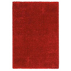 Debenhams - Red 'Opus' rug