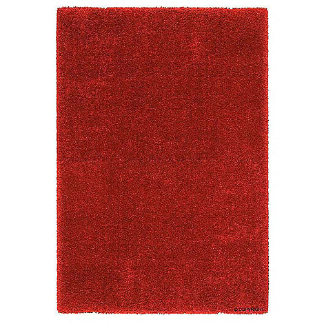 Debenhams - Red +Opus+ rug