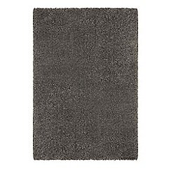Debenhams - Dark grey 'Opus' rug