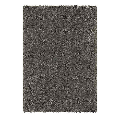 Debenhams - Dark grey +Opus+ rug