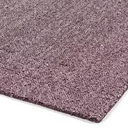 Purple 'Brilliant' rug